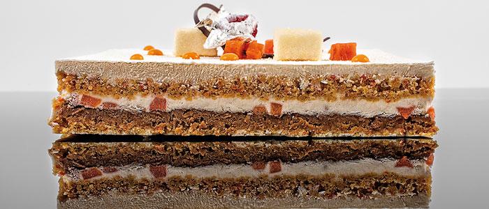Carrot Cake de Víctor de Castro