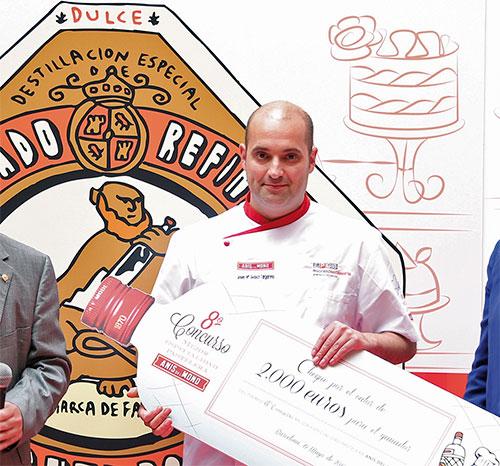 Josep Maria Guasch, ganador Concurso Anís del Mono 2015