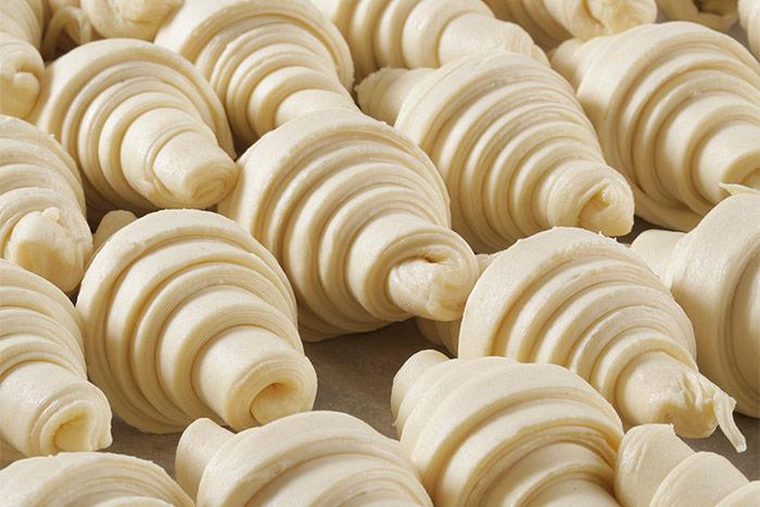 Croissant sin cocinar de Lluís Costa