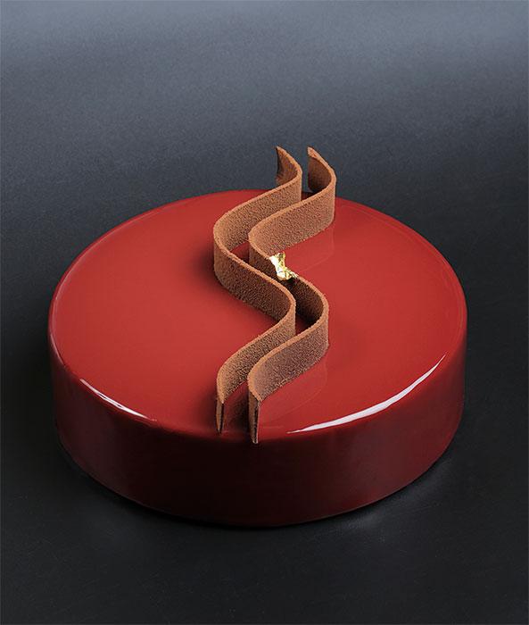 7 texturas chocolate de Pastisseria Targarona