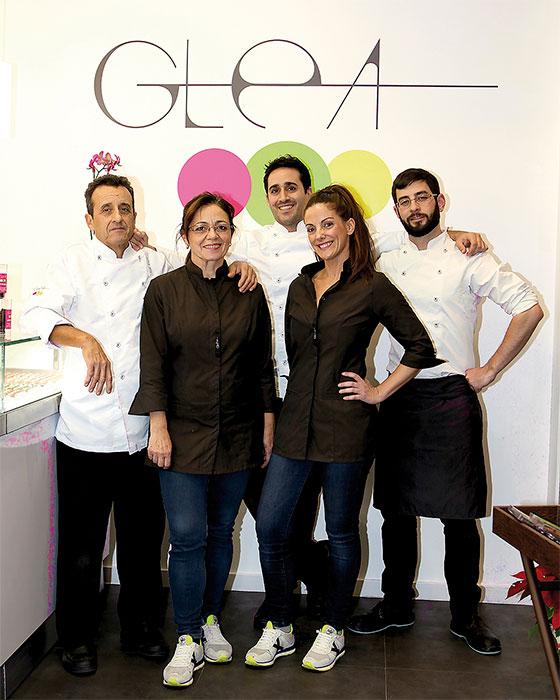 Equipo de Pastelería Glea