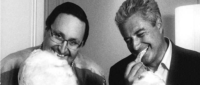 Philippe Conticini y Thierry Teysser