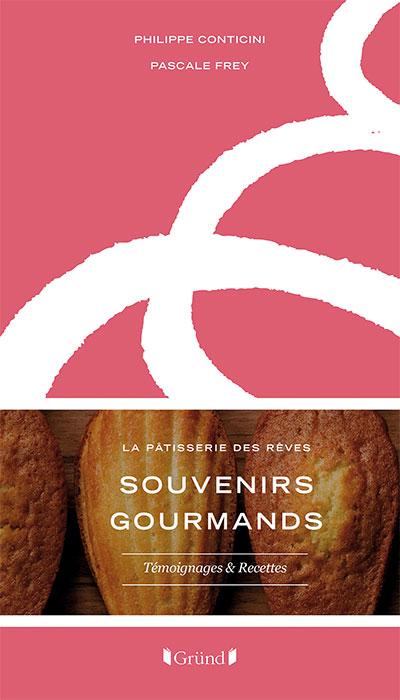 "portada libro ""Souvenirs Gourmands"""