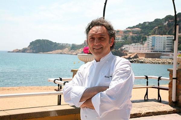 chef pastelero Toni Viñas