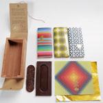 estructura chocolates Olivier Fernández