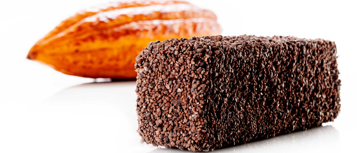 Receta: Cake Ghana sin gluten y sin lactosa de Jordi Bordas