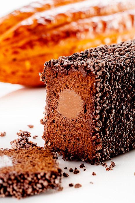 interior cake Ghana