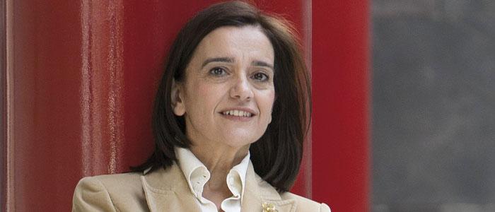 María Valcarce, directora de Intersicop 2017