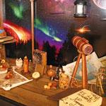 Escaparate EPGB Astronomía