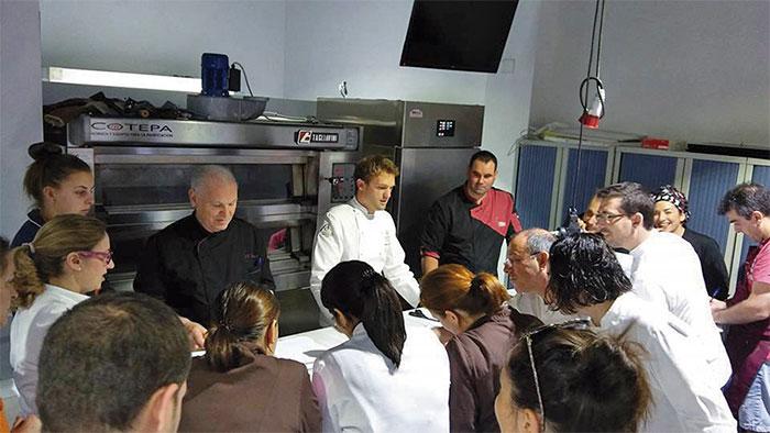 masterclass escuela pastelería valencia
