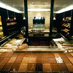 Interior tienda Hévin
