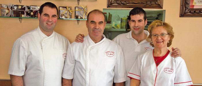Equipo Pastelería Aixa