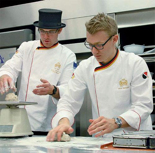 Felix Remmele y Marc Mundri