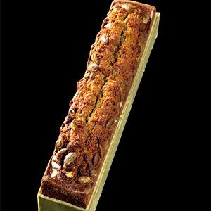 Cake de pipas de calabaza de Enric Monzonis