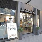 Exterior pastelería Ochiai