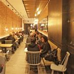 Interior pastelería Ochiai