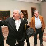 Paco Torreblanca en la inauguración de Gastroarte 2