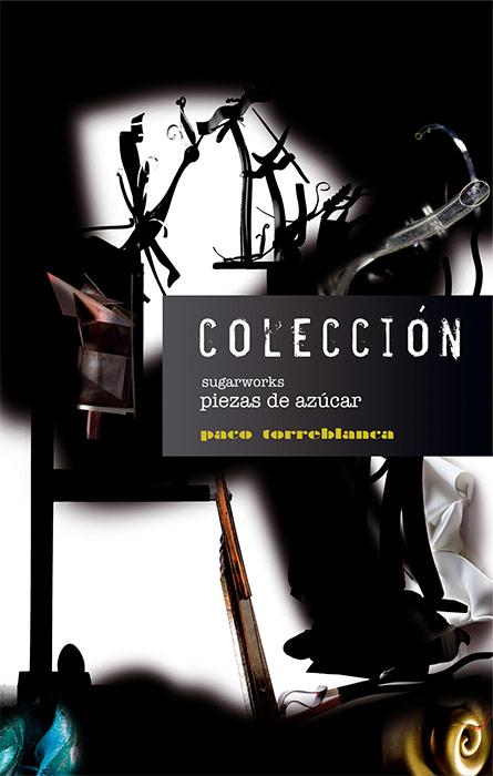 """portada libro """"Colección"""""""