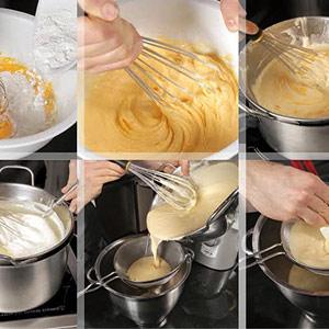 paso a paso de Cotton Cheesecake de Tomás Rodríguez