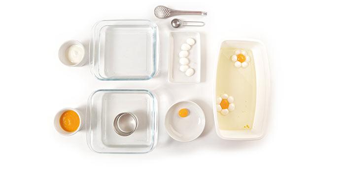 herramientas e ingredientes de margarita líquida