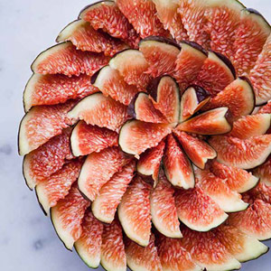 tarta de higos