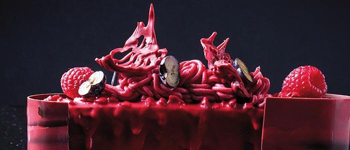 Pink Panther plumcake de Carles Mampel