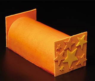 naranja almendra