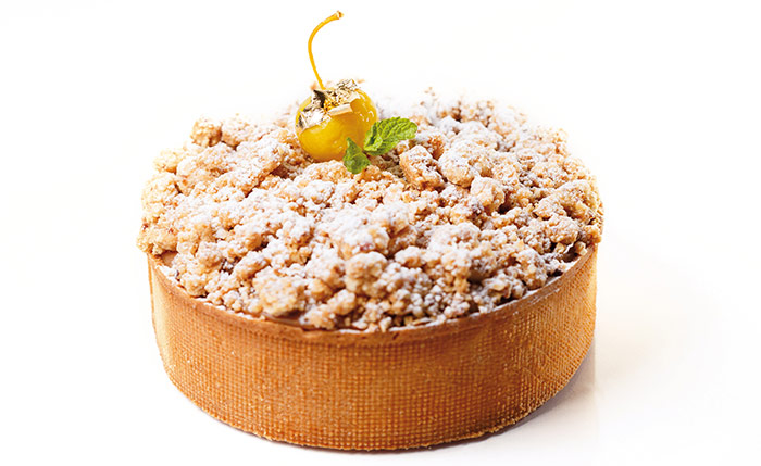 apple pie cake de Hans Ovando