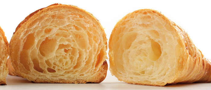 croissant abierto de Gil Prat