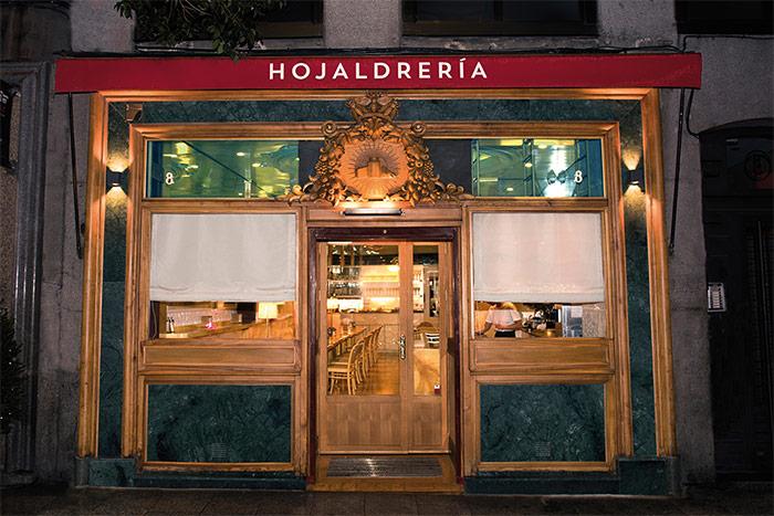 fachada La Hojaldrería