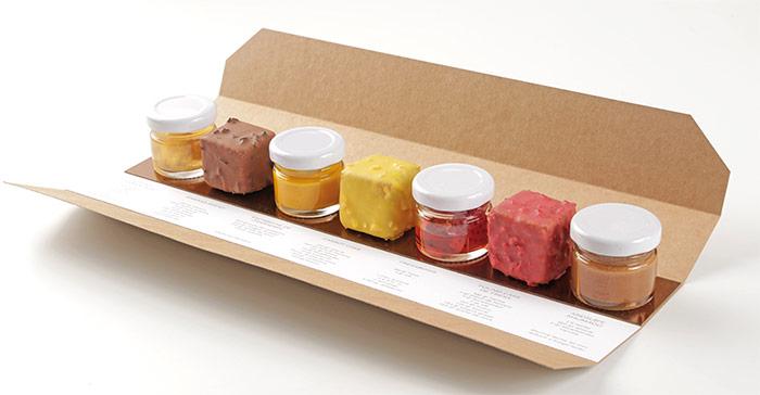 técnicas de conservación de cakes de Andrea Dopico