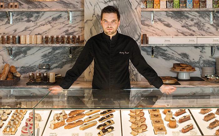 Antony Prunet. Pâtisserie Famille