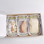 bolsas ingredientes travel lemon pie