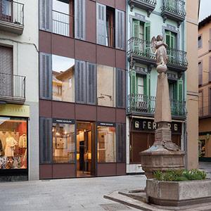 fachada Ferrer Xocolata