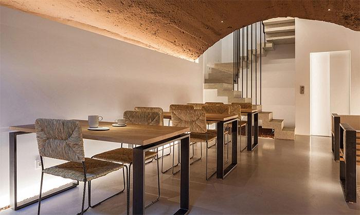 salón degustación Ferrer Xocolata