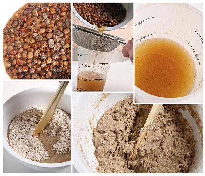 proceso de fermentado natural de Joaquín Llarás