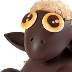 Otra oveja con el huevo de pascua como base firmada por Jordi Farrés para Chocolat Factory