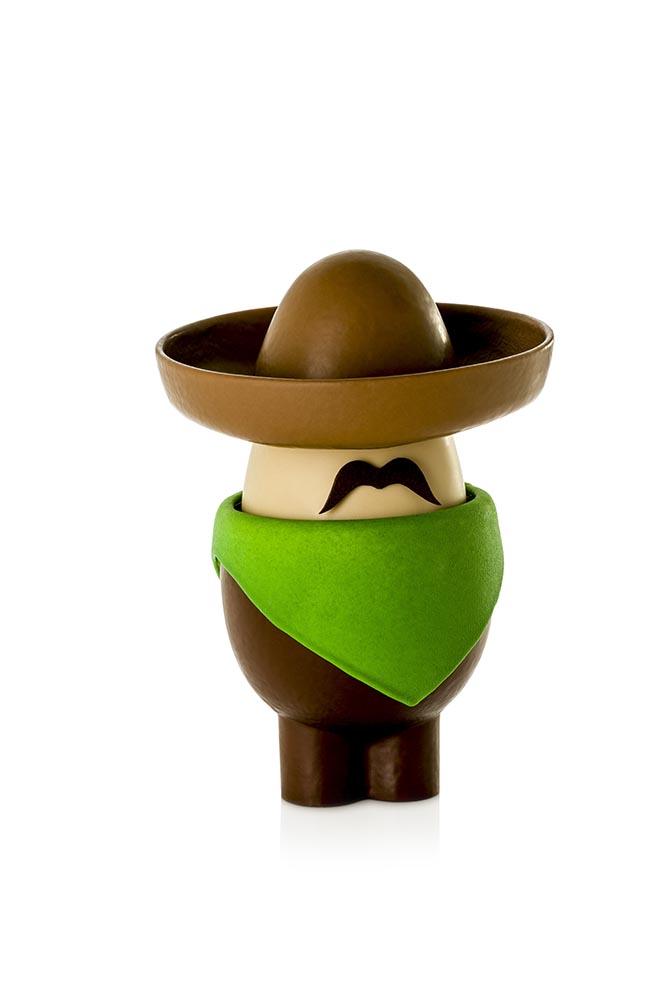 Pancho Villa en plano general