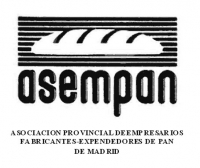 Logo de Escuela de Panadería de Madrid Asempan