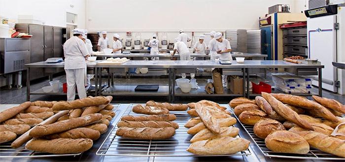 Escuela de Flequers Andreu Llargués / Baking School Barcelona Sabadell