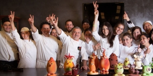 Imagen de Cursos de azúcar y chocolate en la International School of Pastry Arts