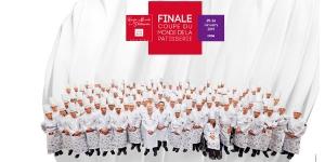 Imagen de Los participantes de la Coupe du Monde de la Pâtisserie 2017 están llegando a Francia