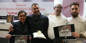 Imagen de Alexis García y Toni Clusella vencedores en el I Concurso Pastelero Revelación
