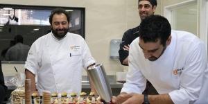 Imagen de La cocina más pastelera de Jose Romero en Gasma