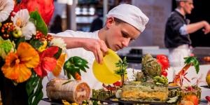 Imagen de Las tendencias gastronómicas mundiales convergen en Sirha 2019