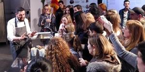 Imagen de La Mostra de Pastisseria de Sant Vicenç vuelve y convence
