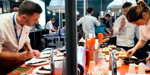 Imagen de El concurso de pastelería 'Comparte tu talento' vuelve a Madrid Fusión