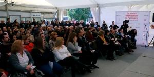 Imagen de La Mostra de Pastisseria de Sant Vicenç mantiene y afina su propuesta