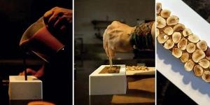 Imagen de La avellana, un fruto pastelero de primera en manos de Stéphanie Vastel y Carles Mampel