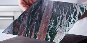 Imagen de Stéphane Leroux y su chocolate artístico en la EPGB (Cancelado)